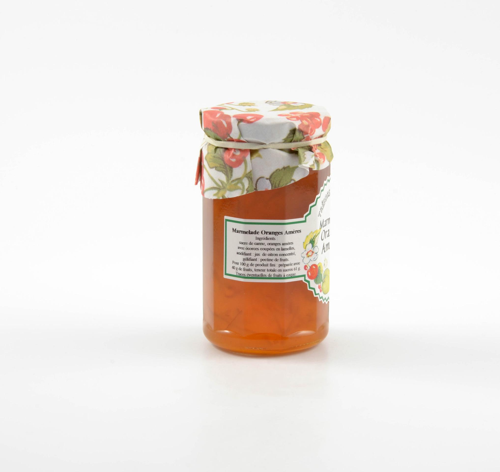 Marmelade d 39 orange am re maison lemaitre - Marmelade d orange amere ...