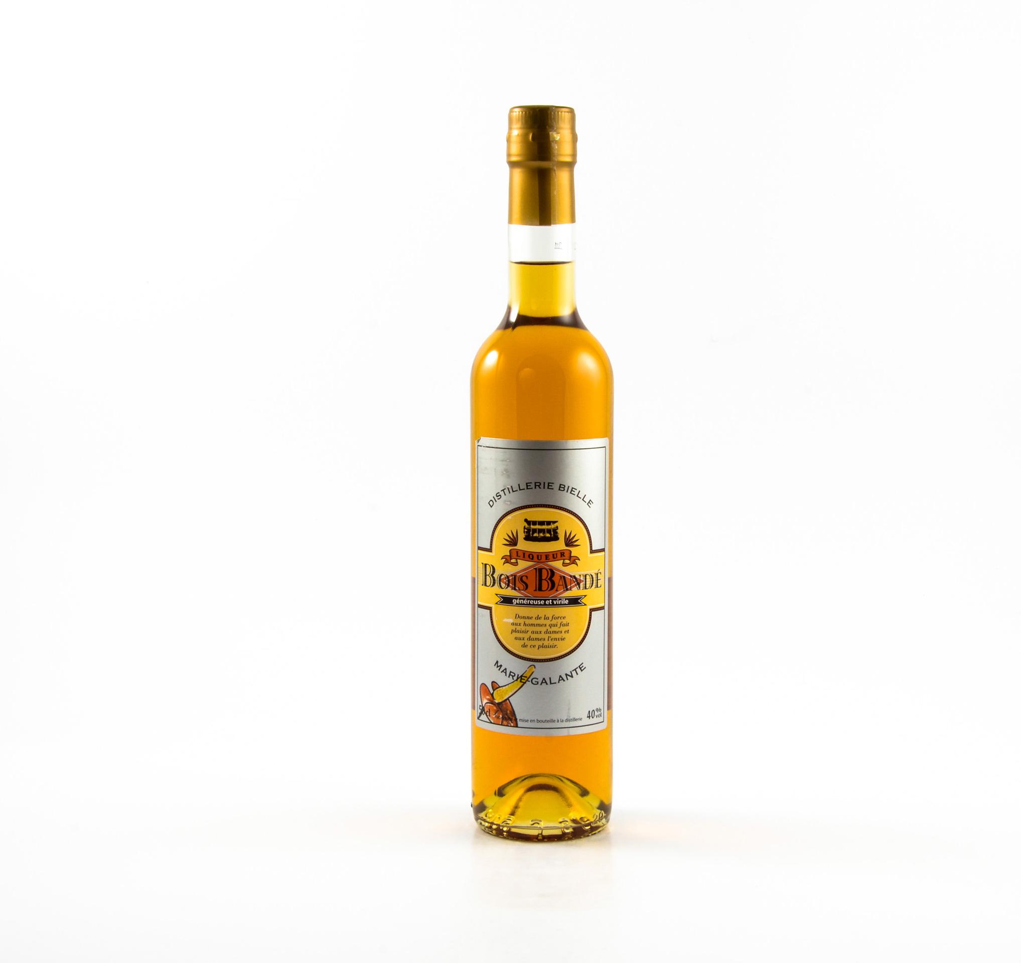 Bois Bandé Naturel - Liqueurs bois bandé Distillerie Bielle Maison Lemaitre