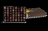 Coffret de chocolats Cluizel