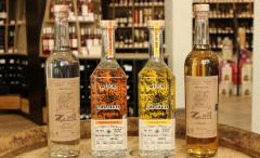 Quatre mezcals d'exception