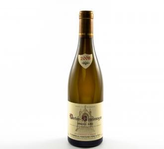 Bourgogne  Corton Charlemagne 2008, vin blanc sec - Maison Lemaitre