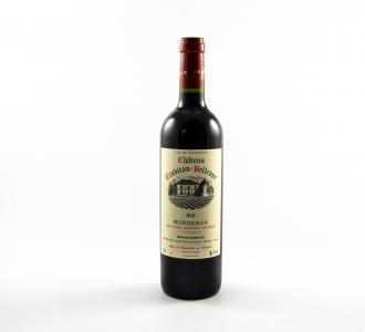 vin château Crabitan Bellevue Bordelais - Maison Lemaitre