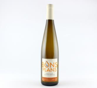 Vin blanc Loire Gros Plant du Pays Nantais 2012 - Maison Lemaitre
