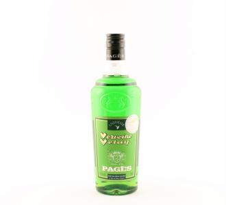 liqueur de verveine vellay verte v 233 drenne maison lemaitre