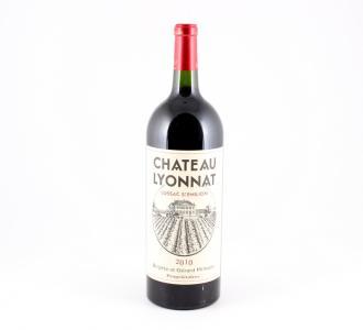 Vin rouge Lussac Saint Emilion Magnum 2010 - Maison Lemaitre